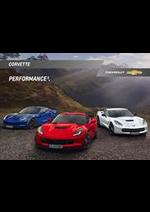 Prospectus Chevrolet : Chevrolet Corvette