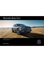 Promos et remises  : Mercedes-Benz GLA
