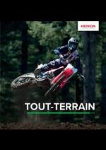 Promos et remises  : Honda Motocross