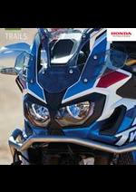 Journaux et magazines Honda France : Honda Trails