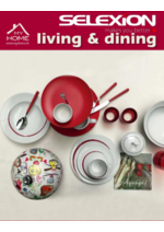 Catalogues et collections Selexion : Living & dining