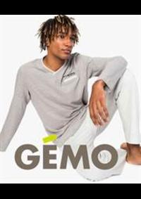 Prospectus Gemo GENNEVILLIERS : Pyjamas Hommes