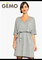 Prospectus Gemo : Vêtements Femme