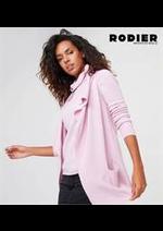 Prospectus rodier : Lookbook Femme