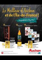 Prospectus Auchan : Le Meilleur d'Auchan et de l'Ile-de-France !