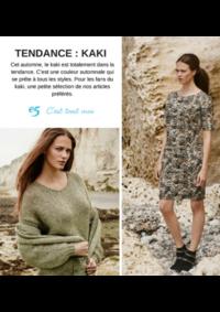 Catalogues et collections e5 TIENEN : Kaki tendance