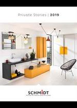 Prospectus  : Catalogue SCHMIDT Salle de Bains 2019