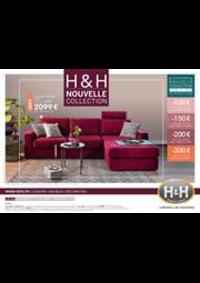 Prospectus H&H ROSNY SOUS BOIS : Nouvelle Collection