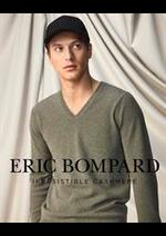 Prospectus Eric Bompard : Cachemire Homme