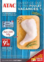Promos et remises  : Catalogue Atac