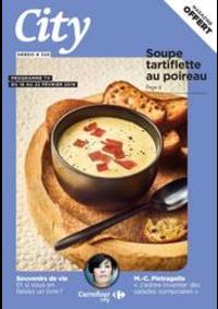 Prospectus Carrefour city Gentilly : City Hebdo S07