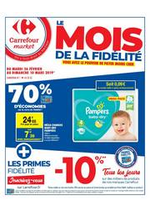 Prospectus Carrefour Market : Le mois de la fidélité 3