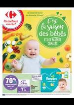 Prospectus Carrefour Market : PUÉRICULTURE