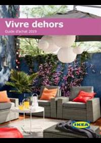 Prospectus IKEA PARIS - VILLIERS-SUR-MARNE : Vivre dehors 2019