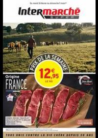 Prospectus Intermarché Super Darnetal : PRIX DE LA SEMAINE
