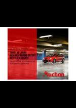 Prospectus Auchan : 1h30 de parking gratuit