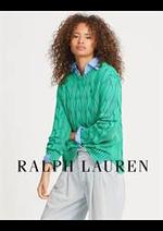 Prospectus RALPH LAUREN : Pulls & Cardigans