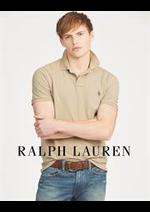 Prospectus RALPH LAUREN : Polos Pour Homme