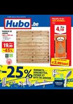 Prospectus Hubo : Depliant Hubo
