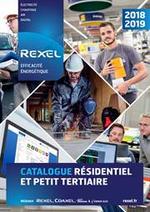 Prospectus Rexel : Rexel Efficacité énergétique 2018/2019