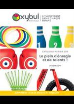 Prospectus Oxybul Eveil & jeux : Plein Air 2019