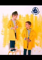 Prospectus Petit Bateau : Nouveautés Enfants