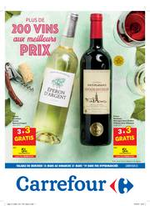 Prospectus  : Plus de 200 vins aux meilleurs prix !