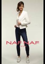 Prospectus NAF NAF : Veste Femme