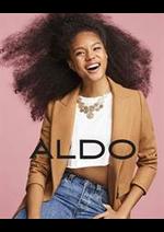 Prospectus Aldo : Mode Femme