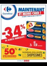 Prospectus Carrefour : Maintenant et moins cher 2