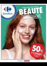 Prospectus Carrefour : BEAUTÉ NON RETOUCHÉE