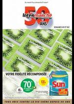 Prospectus Intermarché Express : VOTRE FIDÉLITÉ RÉCOMPENSÉE