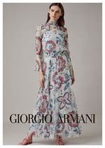 Prospectus Armani : Collection Robes