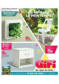 Prospectus Gifi VILLEMOMBLE : On prépare le printemps!