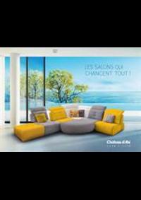 Prospectus Chateau d'Ax ANDERLECHT : Chateau d'Ax Les salons qui changent tout!
