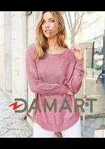 Prospectus Damart : Pulls & Gilets Femme