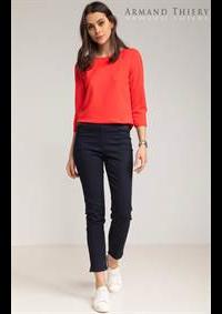 Prospectus Armand Thiery MULHOUSE : Pantalons Femme