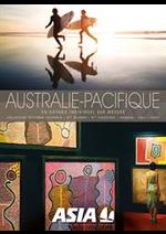 Prospectus  : Catalogue Australie-Pacifique