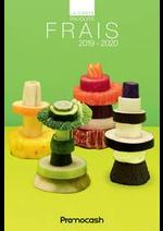 Prospectus Promocash : Carte produits frais 2019-2020