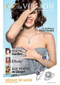 Prospectus Auchan BESSONCOURT : La Vie en Or