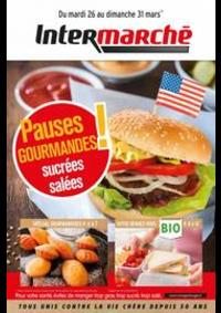 Prospectus Intermarché Super Villeneuve Saint-Georges : Pauses gourmandes sucrées salées