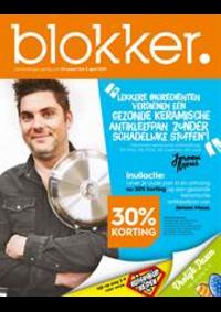 Prospectus BLOKKER Zedelgem : Blokker Folder