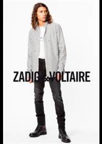 Prospectus Zadig et Voltaire ROISSY CDG : Nouveautés Homme