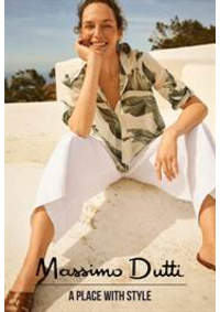 Prospectus Massimo Dutti LEVALLOIS-PERRET : A Place with Style