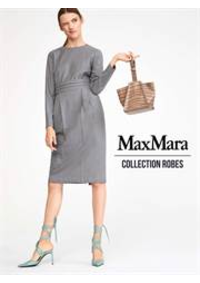 Prospectus Max Mara Le Chesnay  : Collection Robes