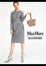 Prospectus Max Mara : Collection Robes