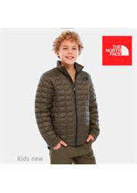 Prospectus The North Face PARIS BEAUGRENELLE : The north face Kids