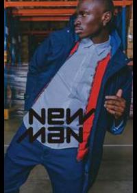 Prospectus New Man VERSAILLES : Nouveautés