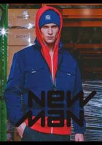 Prospectus New Man BESANCON : Collection Homme