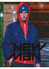 Prospectus New Man SOISY SS MONTMORENCY : Collection Homme
